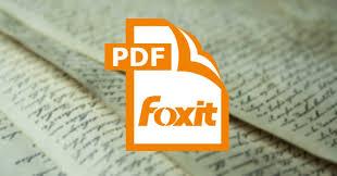 Actualizaciones críticas para Foxit
